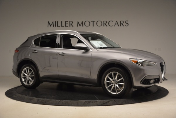 New 2018 Alfa Romeo Stelvio Ti Q4 for sale Sold at Alfa Romeo of Westport in Westport CT 06880 10