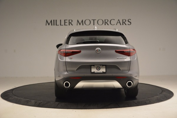 New 2018 Alfa Romeo Stelvio Ti Q4 for sale Sold at Alfa Romeo of Westport in Westport CT 06880 6