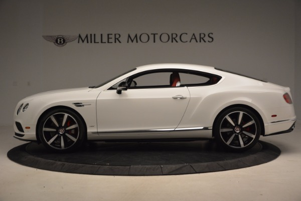 New 2017 Bentley Continental GT V8 S for sale Sold at Alfa Romeo of Westport in Westport CT 06880 3