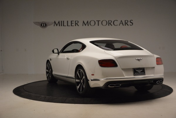 New 2017 Bentley Continental GT V8 S for sale Sold at Alfa Romeo of Westport in Westport CT 06880 5