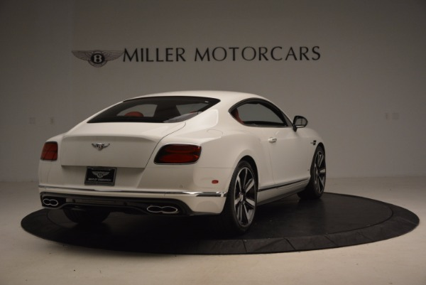 New 2017 Bentley Continental GT V8 S for sale Sold at Alfa Romeo of Westport in Westport CT 06880 7
