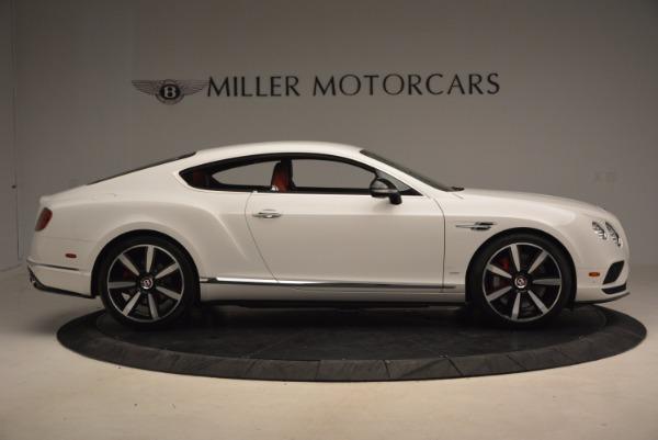 New 2017 Bentley Continental GT V8 S for sale Sold at Alfa Romeo of Westport in Westport CT 06880 9