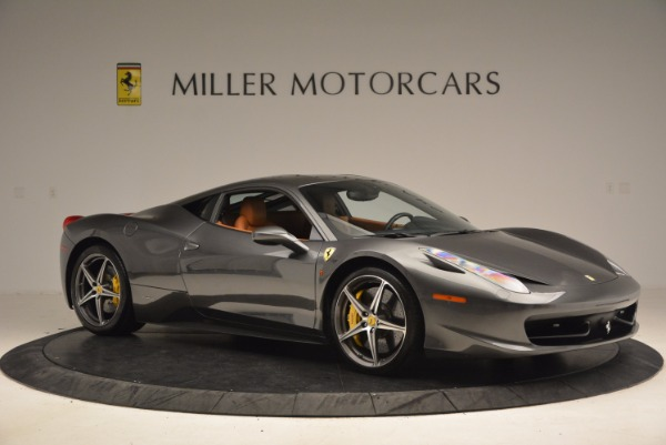 Used 2011 Ferrari 458 Italia for sale Sold at Alfa Romeo of Westport in Westport CT 06880 10