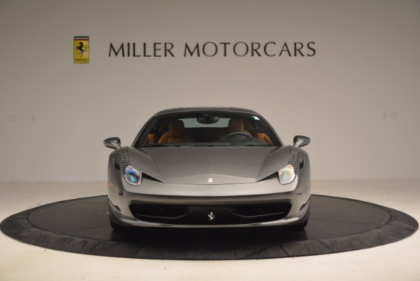 Used 2011 Ferrari 458 Italia for sale Sold at Alfa Romeo of Westport in Westport CT 06880 12