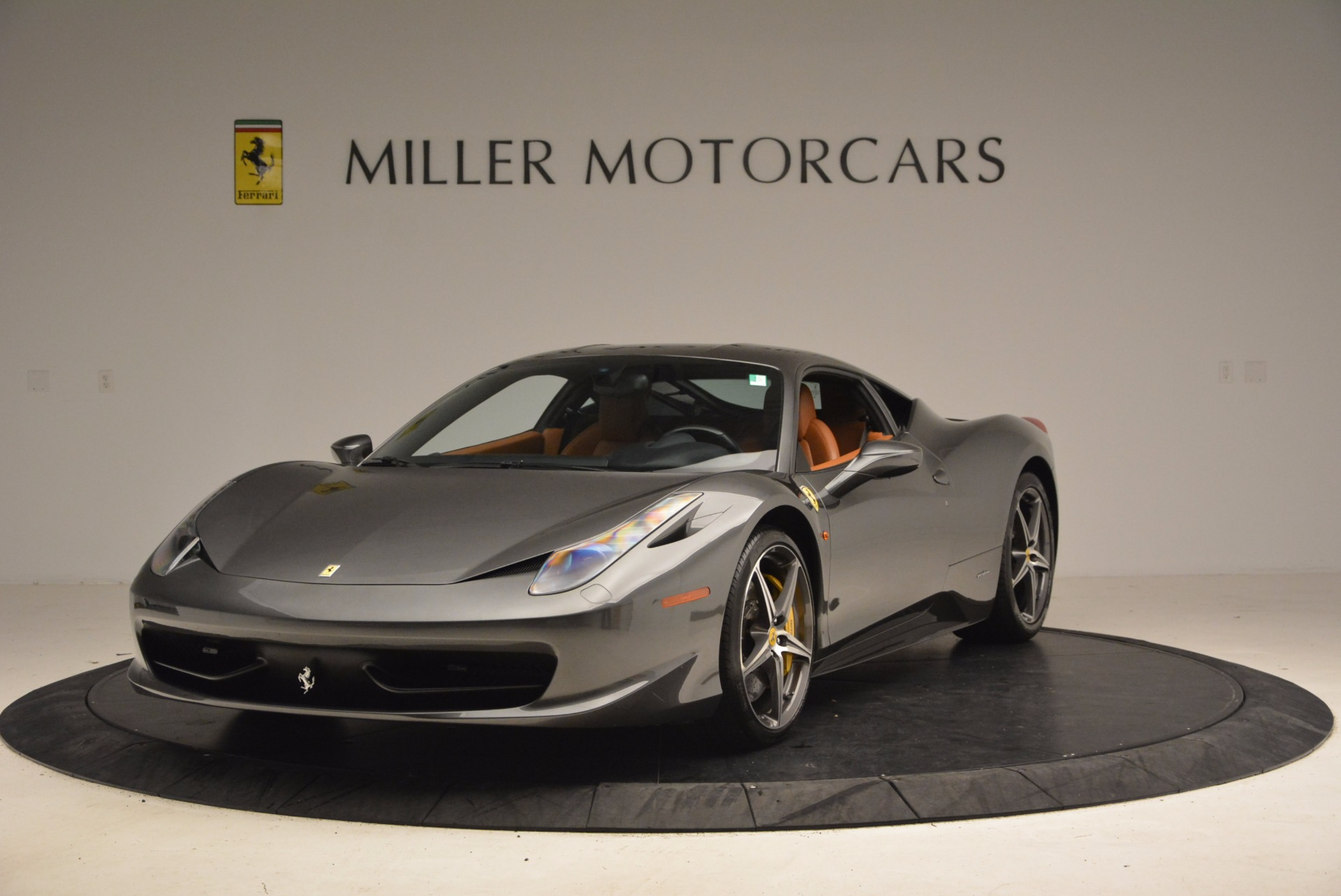 Used 2011 Ferrari 458 Italia for sale Sold at Alfa Romeo of Westport in Westport CT 06880 1