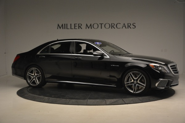 Used 2015 Mercedes-Benz S-Class S 65 AMG for sale Sold at Alfa Romeo of Westport in Westport CT 06880 10