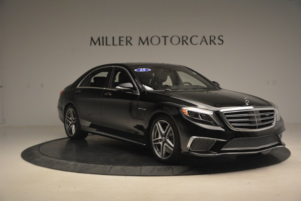Used 2015 Mercedes-Benz S-Class S 65 AMG for sale Sold at Alfa Romeo of Westport in Westport CT 06880 11