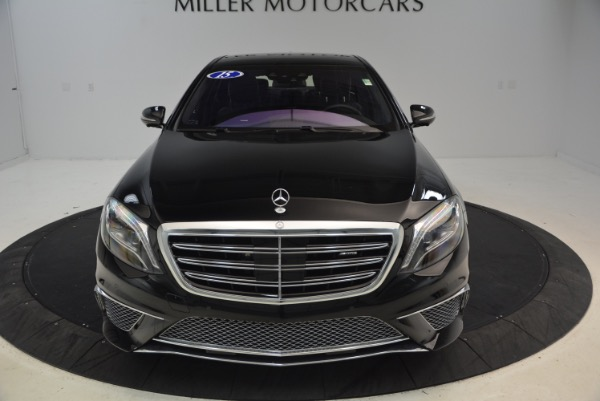 Used 2015 Mercedes-Benz S-Class S 65 AMG for sale Sold at Alfa Romeo of Westport in Westport CT 06880 13