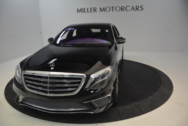 Used 2015 Mercedes-Benz S-Class S 65 AMG for sale Sold at Alfa Romeo of Westport in Westport CT 06880 14