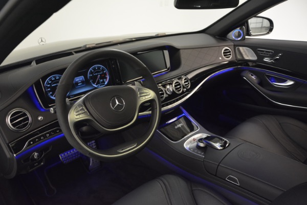 Used 2015 Mercedes-Benz S-Class S 65 AMG for sale Sold at Alfa Romeo of Westport in Westport CT 06880 23