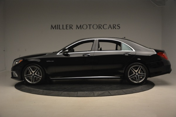 Used 2015 Mercedes-Benz S-Class S 65 AMG for sale Sold at Alfa Romeo of Westport in Westport CT 06880 3