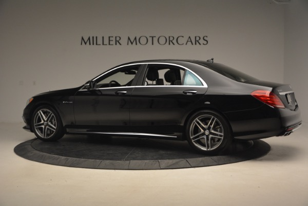 Used 2015 Mercedes-Benz S-Class S 65 AMG for sale Sold at Alfa Romeo of Westport in Westport CT 06880 4