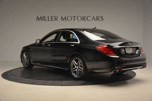 Used 2015 Mercedes-Benz S-Class S 65 AMG for sale Sold at Alfa Romeo of Westport in Westport CT 06880 5