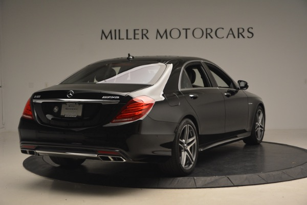Used 2015 Mercedes-Benz S-Class S 65 AMG for sale Sold at Alfa Romeo of Westport in Westport CT 06880 7