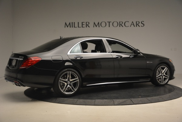 Used 2015 Mercedes-Benz S-Class S 65 AMG for sale Sold at Alfa Romeo of Westport in Westport CT 06880 8