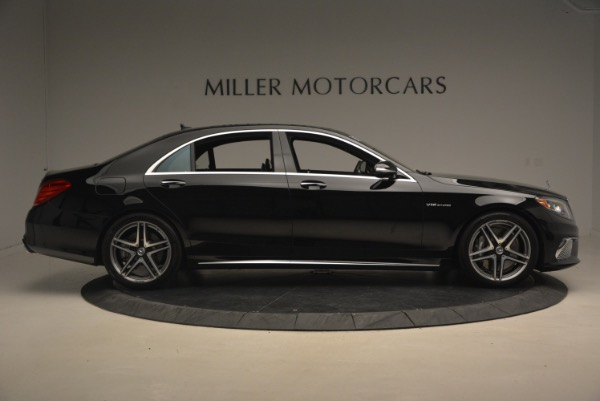 Used 2015 Mercedes-Benz S-Class S 65 AMG for sale Sold at Alfa Romeo of Westport in Westport CT 06880 9