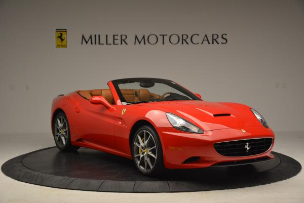 Used 2011 Ferrari California for sale Sold at Alfa Romeo of Westport in Westport CT 06880 11