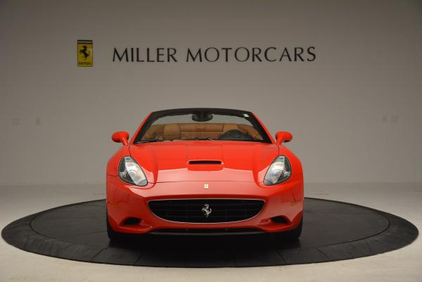 Used 2011 Ferrari California for sale Sold at Alfa Romeo of Westport in Westport CT 06880 12