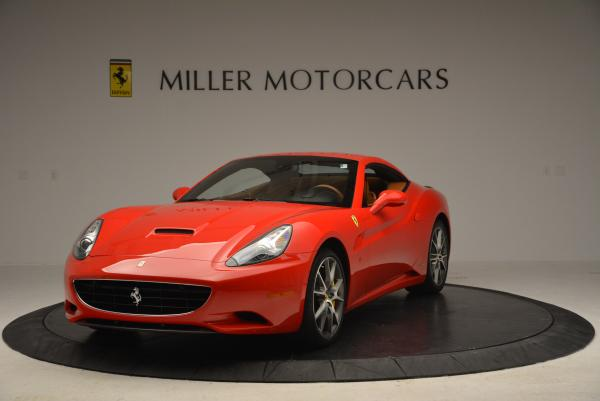 Used 2011 Ferrari California for sale Sold at Alfa Romeo of Westport in Westport CT 06880 13