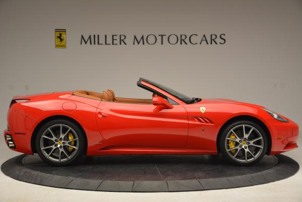Used 2011 Ferrari California for sale Sold at Alfa Romeo of Westport in Westport CT 06880 9