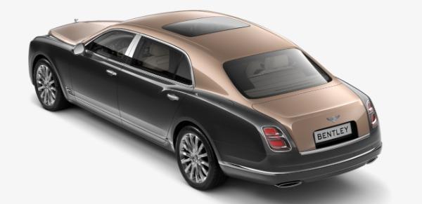 New 2017 Bentley Mulsanne Extended Wheelbase for sale Sold at Alfa Romeo of Westport in Westport CT 06880 4