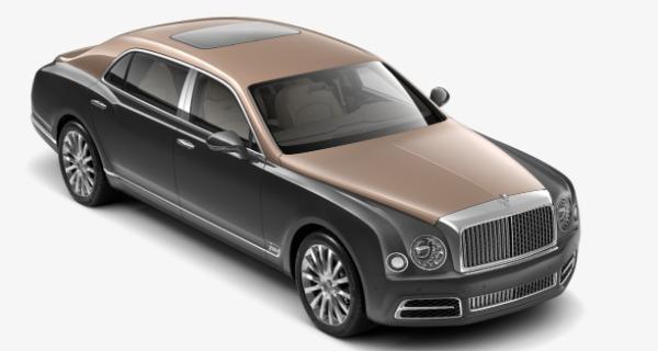 New 2017 Bentley Mulsanne Extended Wheelbase for sale Sold at Alfa Romeo of Westport in Westport CT 06880 5