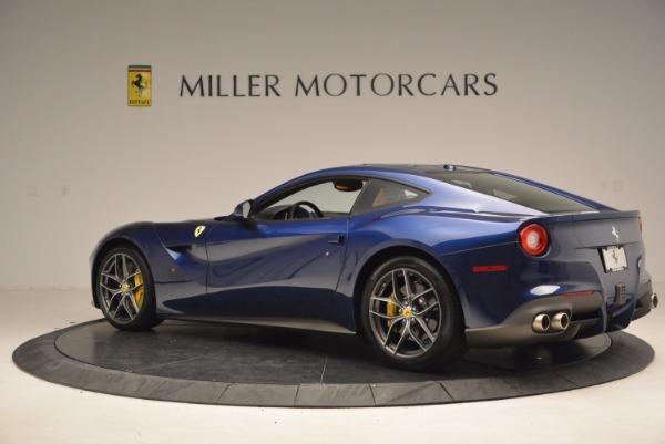 Used 2017 Ferrari F12 Berlinetta for sale Sold at Alfa Romeo of Westport in Westport CT 06880 4