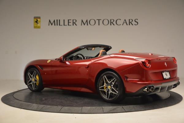 Used 2017 Ferrari California T for sale Sold at Alfa Romeo of Westport in Westport CT 06880 4