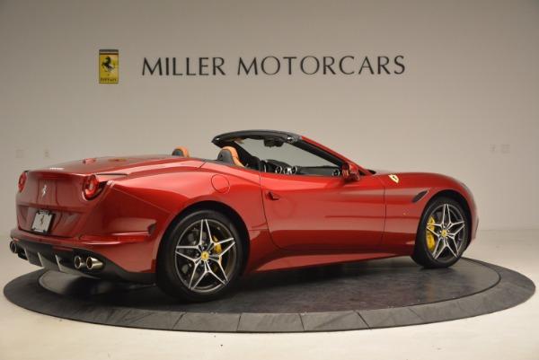 Used 2017 Ferrari California T for sale Sold at Alfa Romeo of Westport in Westport CT 06880 8
