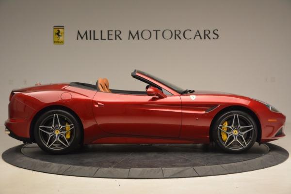Used 2017 Ferrari California T for sale Sold at Alfa Romeo of Westport in Westport CT 06880 9