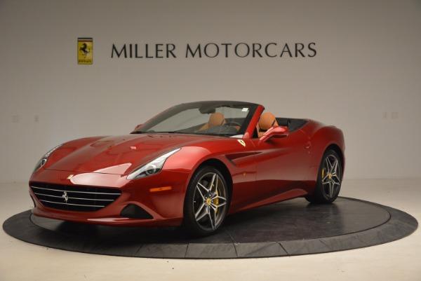 Used 2017 Ferrari California T for sale Sold at Alfa Romeo of Westport in Westport CT 06880 1