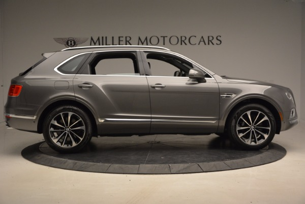 New 2018 Bentley Bentayga Activity Edition-Now with seating for 7!!! for sale Sold at Alfa Romeo of Westport in Westport CT 06880 10