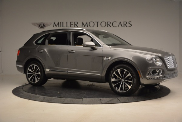 New 2018 Bentley Bentayga Activity Edition-Now with seating for 7!!! for sale Sold at Alfa Romeo of Westport in Westport CT 06880 11