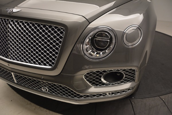 New 2018 Bentley Bentayga Activity Edition-Now with seating for 7!!! for sale Sold at Alfa Romeo of Westport in Westport CT 06880 16