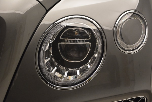 New 2018 Bentley Bentayga Activity Edition-Now with seating for 7!!! for sale Sold at Alfa Romeo of Westport in Westport CT 06880 17