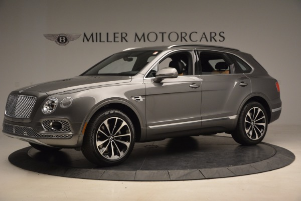 New 2018 Bentley Bentayga Activity Edition-Now with seating for 7!!! for sale Sold at Alfa Romeo of Westport in Westport CT 06880 2