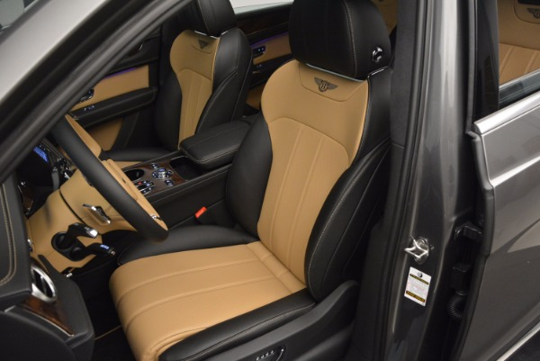 New 2018 Bentley Bentayga Activity Edition-Now with seating for 7!!! for sale Sold at Alfa Romeo of Westport in Westport CT 06880 25