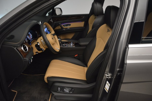 New 2018 Bentley Bentayga Activity Edition-Now with seating for 7!!! for sale Sold at Alfa Romeo of Westport in Westport CT 06880 26