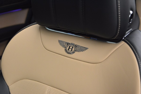 New 2018 Bentley Bentayga Activity Edition-Now with seating for 7!!! for sale Sold at Alfa Romeo of Westport in Westport CT 06880 28