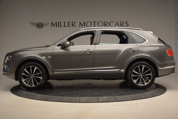 New 2018 Bentley Bentayga Activity Edition-Now with seating for 7!!! for sale Sold at Alfa Romeo of Westport in Westport CT 06880 3