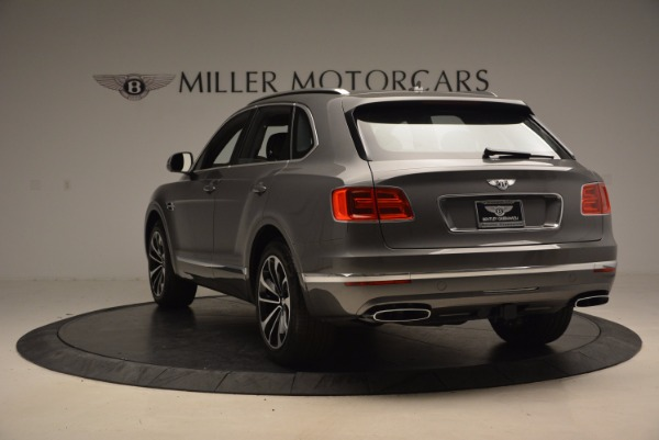 New 2018 Bentley Bentayga Activity Edition-Now with seating for 7!!! for sale Sold at Alfa Romeo of Westport in Westport CT 06880 6