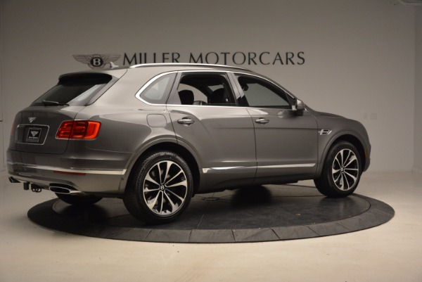 New 2018 Bentley Bentayga Activity Edition-Now with seating for 7!!! for sale Sold at Alfa Romeo of Westport in Westport CT 06880 9