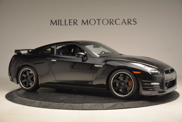 Used 2014 Nissan GT-R Track Edition for sale Sold at Alfa Romeo of Westport in Westport CT 06880 10