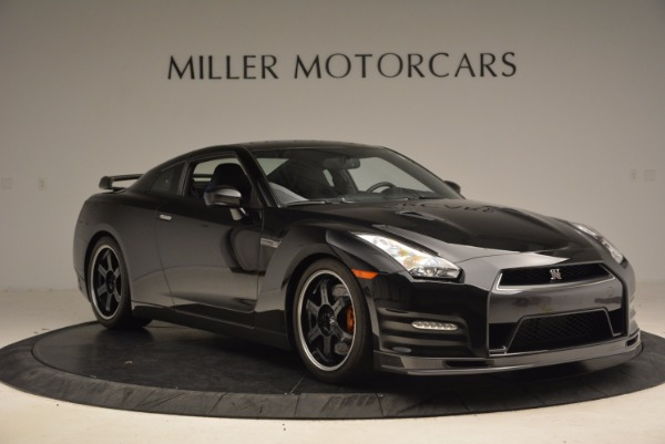 Used 2014 Nissan GT-R Track Edition for sale Sold at Alfa Romeo of Westport in Westport CT 06880 11