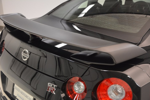 Used 2014 Nissan GT-R Track Edition for sale Sold at Alfa Romeo of Westport in Westport CT 06880 13