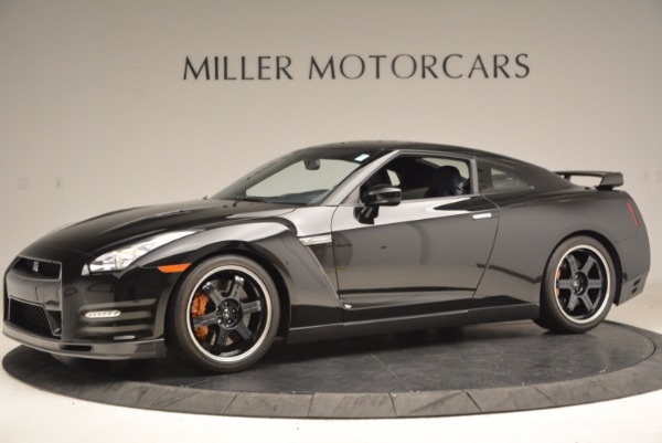Used 2014 Nissan GT-R Track Edition for sale Sold at Alfa Romeo of Westport in Westport CT 06880 2