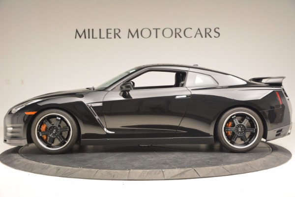 Used 2014 Nissan GT-R Track Edition for sale Sold at Alfa Romeo of Westport in Westport CT 06880 3