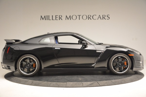 Used 2014 Nissan GT-R Track Edition for sale Sold at Alfa Romeo of Westport in Westport CT 06880 9