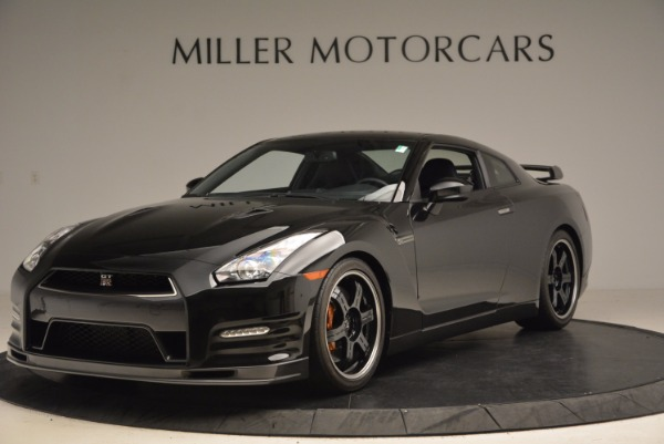 Used 2014 Nissan GT-R Track Edition for sale Sold at Alfa Romeo of Westport in Westport CT 06880 1