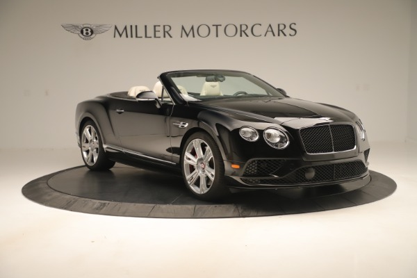 Used 2016 Bentley Continental GTC V8 S for sale $147,900 at Alfa Romeo of Westport in Westport CT 06880 11